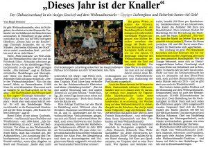 Dieses Jahr ist der Knaller... auf dem Heidelberger Weihnachtsmarkt - Joe Schwarz Heidelberg Marketing GmbH im Interview