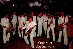 Joe Schwarz Orchester um 1980 / Joe Schwarz Zirkus Roncalli Orchester