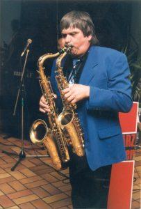 Joe Schwarz mit seiner Weltbekannten 2-Sax Show!