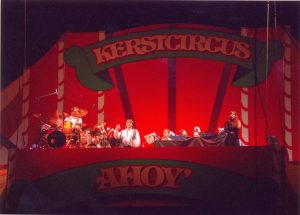 Joe Schwarz Orchester im Kerstcircus Ahoy´