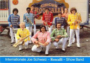 Joe Schwarz Roncalli Orchester