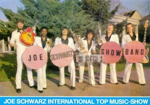 Joe Schwarz Internationale TOP-MUSIC-SHOW - Circus Roncalli Show Band