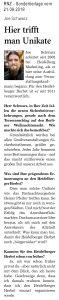 Joe Schwarz - Der Macher vom Heidelberger Herbst
