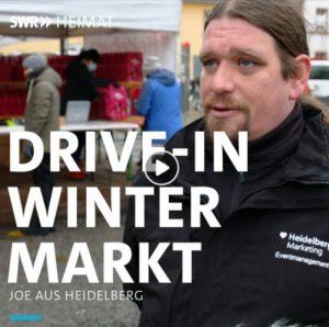 Drive In Wintermarkt Heidelberg - JOE aus Heidelberg