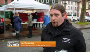 Joe Schwarz - Heidelberg Marketing GmbH - Coronakrise und die Schausteller - Heidelberg 2020