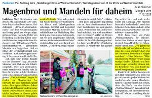 """Geschenkset """"Build your own Heidelberger Weihnachtsmarkt"""" - ein voller Erfolg! Joe Schwarz / Heidelberg Marketing"""