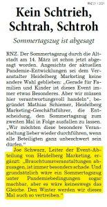 Kein Strieh Strah Stroh - Heidelberger Brauchtum - Joe Schwarz Heidelberg Marketing GmbH