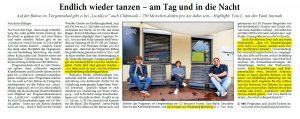 Joe Schwarz - Heidelberg Marketing - im Gespräch mit der RNZ - Cora Malik, Karlstorbahnhof - Heidelberger Kultur