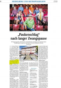 Mannheimer Morgen Joe Schwarz Lust4Live Heidelberg