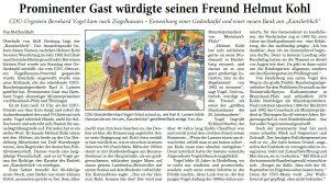 Kanzlerblick Ziegelhausen - Joe Schwarz recht6s im Bild
